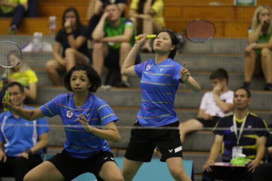 世界聽障羽球賽圓滿落幕 中華隊勇奪2金佳績