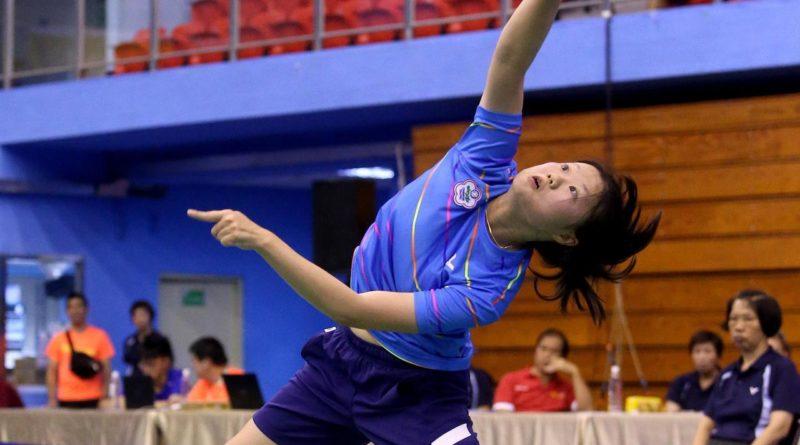 圖/沈彥汝勝奧地利選手 奪聽障世錦賽女單冠軍