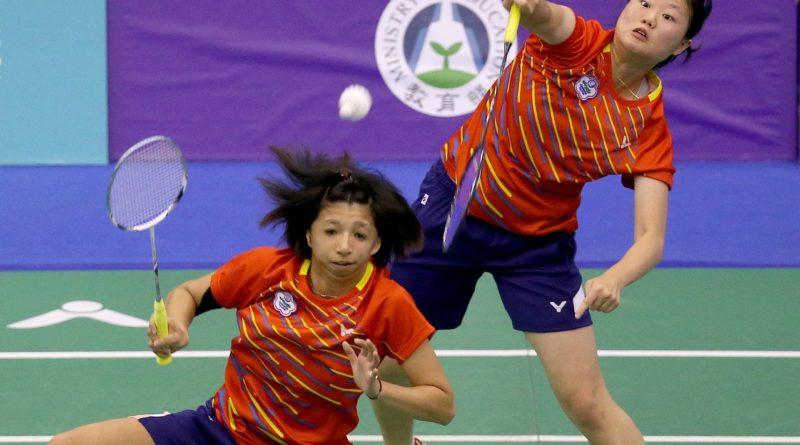 羽球/女雙復仇! 中華隊球后組合世錦賽奪金